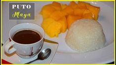 PUTO MAYA RECIPE (Easy To Cook In Rice Cooker)   PAANO MAGLUTO NG PUTO MAYA   HOW TO MAKE PUTO MAYA - YouTube Glutinous Rice, Rice Cakes, Rice Recipes, Coconut Milk, How To Make Cake, Maya, Cooker, Easy Meals, Banana