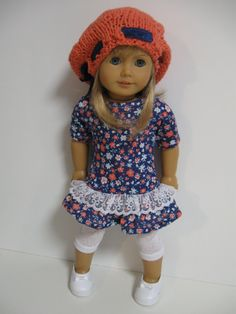 American Girl Doll Clothes Girly Girl  by 123MULBERRYSTREET, $29.00