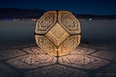 Hybycozo at Burning Man 2015 (Photo by Scott London)