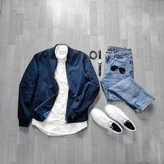 Stylish Mens Clothes That Any Guy Would Love Update your look without brea. - Stylish Mens Clothes That Any Guy Would Love Update your look without breaking the bank. Mode Outfits, New Outfits, Casual Outfits, Men Casual, Fashion Outfits, White Shirt Outfits, Fashion Clothes, Look Fashion, Mens Fashion