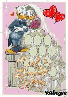 Disney Kiss, Disney Duck, Walt Disney, Pato Donald Y Daisy, Donald Duck, Mickey Mouse Club, Disney Mickey Mouse, Cartoon Memes, Cartoon Characters