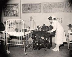 Children's Hospital Rotary-1937