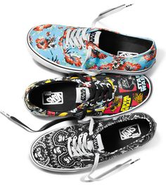 ca0fc725eb The Vans Star Wars Collection