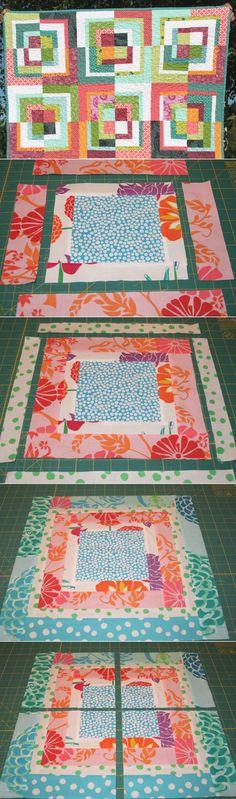 free bento box quilt patterns ... ♥ Deniz ♥