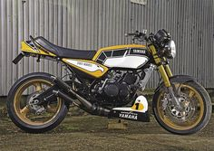 Yamaha RD350lc - Builder Unknown