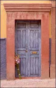 Side Door #mexico #doors