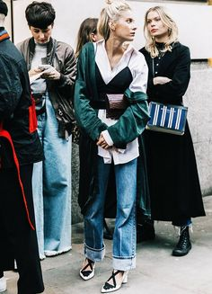 British fashion style is varied and eclectic, but we've noticed some outfit giveaways that all cool Brit girls have in common.