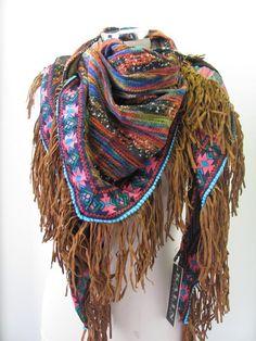 Trendy Ibiza Sjaal