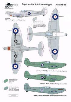 Supermarine Spitfire Prototype