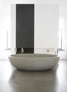Freestanding Stone Bath