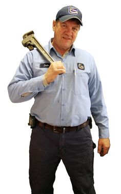Dale is our lead Plumber.