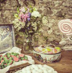Angolo dolci vintage