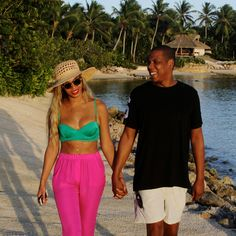 Beyonce and Jay Z Wedding Anniversary Photos