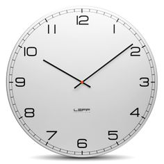 "Wall clock ""One"" from Leff (€239.00)"