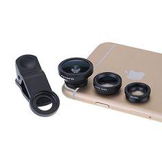 iPhone 6 Fisheye Lens // $10