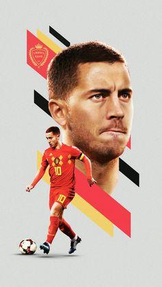 c5c126417 Eden Hazard  edenhazard  soccer  belgium  worldcup Jogadores Do Chelsea