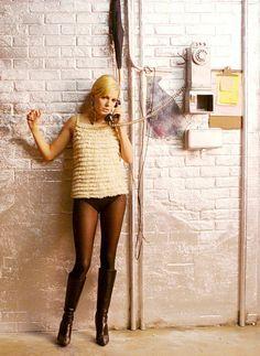 Sienna Miller in Factory Girl