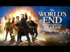 The World's End - International Trailer. It's like Shawn of the Dead...Robot style!