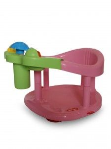 10. Babymoov Splash Fun Bath Ring Seat PINK Color Tub
