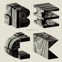 Beck Typographic Concepts — Mario Hugo