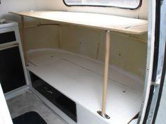 Etagenbett Im Wohnwagen Nachrüsten : Besten wohnwagen bilder auf in bus