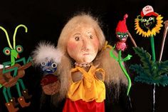 The Selfish Gardener Puppet Show Willie Mae Kirk Branch Austin, TX #Kids #Events