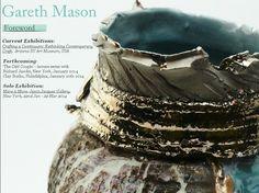 Gareth Mason ceramics