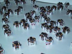 Alice Micro Robot Swarm