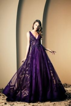 35 dark purple wedding color ideas for fall winter weddings is one of images from purple wedding dress. Find more purple wedding dress images like this one in this gallery Mode Purple, Deep Purple, Dark Purple Wedding, Cheap Dresses, Formal Dresses, Women's Dresses, Affordable Dresses, Dresses 2014, Bride Dresses