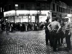 Dirty Old 1970's New York City This weekend marks the 45th anniversary of the Stonewall Riots - 6/28/69
