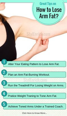 Thinking how to #ReduceArmFat? Let us know the easy tips and basic idea on how to lose arm fat and tone your arms. If you practised, all steps on a daily basis, you will surely reach your goal of thin, healthy toned arms.