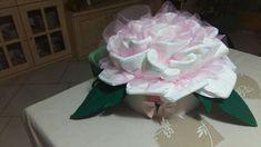 Rosa con pannolini