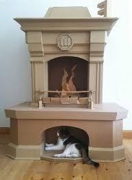 Výsledok vyhľadávania obrázkov pre dopyt домик для кошки своими руками