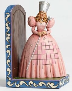 Glinda the Good Witch Jim Shore Bookend