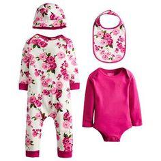 Buy Baby Joule Bundle of Joy Blossom Gift Set, Pink/Cream Online at johnlewis.com