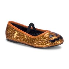 Girls glitter shoes for halloween costume #halloween #shoes #childrensshoes