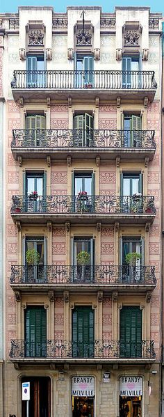Barcelona - Rosselló 245 a | Flickr - Photo Sharing!