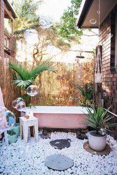 DIY your own Dreamworthy Outdoor Bath – SISOO