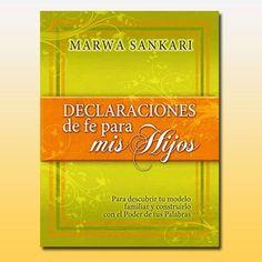 Libro Declaraciones de Fe para Mis Hijos