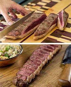 Raio X da maturação de carnes