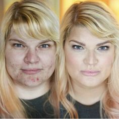 Makeovers by Maskcara Color Matching - maskcarabeautygirl.com