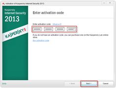 Hey guys, Today i got a working Kaspersky IS 2013 key for FREE . If you want a Free key you can get it Here : http://kasperskykeys.biz/