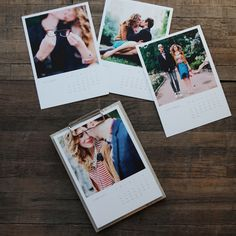 Artifact Uprising // Make your own photo book. Create your own photo album, photo calendar and photo cards. would be a super cute client gift. Custom Photo Calendar, Wedding Calendar, Make Your Own Calendar, Diy Cadeau, Artifact Uprising, Client Gifts, Wedding Photos, Wedding Ideas, Wedding 2015
