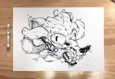 https://www.behance.net/gallery/29814687/Inky-dinkies