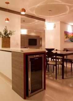 Sala apartamento decorado Gran Classic