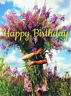 A Bouquet of Birthday Wishes for You! Happy Birthday Flower, Happy Birthday Images, Happy Birthday Greetings, Birthday Messages, Birthday Pictures, Birthday Quotes, Happy Name Day, Happy B Day, Birthday Blessings