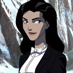 Zatanna is mad pretty. And pretty awesome.