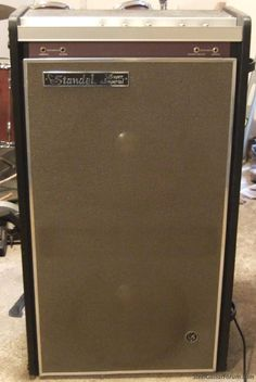 Bass Amps, Cool Gear, Filing Cabinet, Cool Stuff, Dreams, Vintage, Cars, Home Decor, Decoration Home