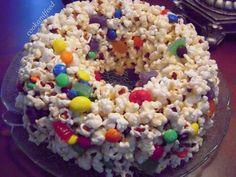 COOKANDFEED : Popcorn cake/κέικ ποπκόρν