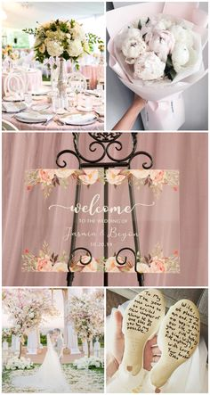 Blush wedding inspiration: Look at this wedding sign for wedding trend welcome sign is suitable for your lovely spring wedding. Diy Wedding Welcome Sign, Wedding Signs, Wedding Aisles, Wedding Backdrops, Wedding Ceremonies, Ceremony Backdrop, Ceremony Decorations, Wedding Decoration, Wedding Bouquets